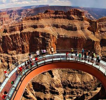 Hotels Near Grand Canyon Skywalk