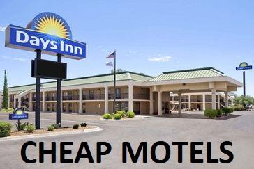 Cheap Motels