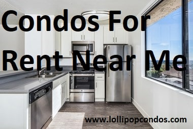 Condos For Rent Near Me