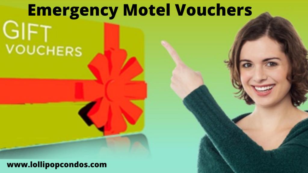 Emergency Motel Vouchers