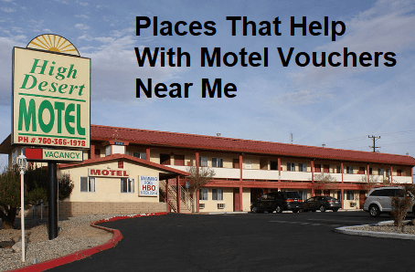 Places That Help With Motel Vouchers Near Me in 2021